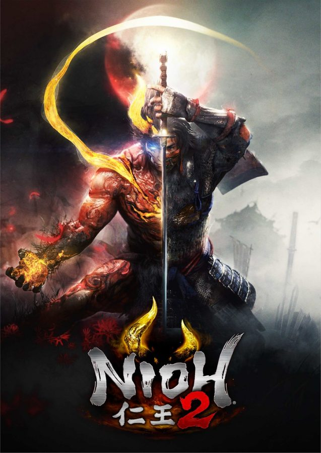 Este es el aspecto del nuevo héroe de Nioh 2