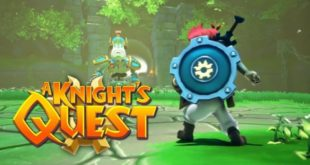 A Knight´s Quest anunciado para PlayStation 4
