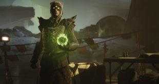 Destiny 2 Bastión de Sombras Eris Morn