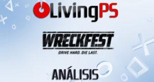 Videoanálisis Wreckfest – Rey de Reyes