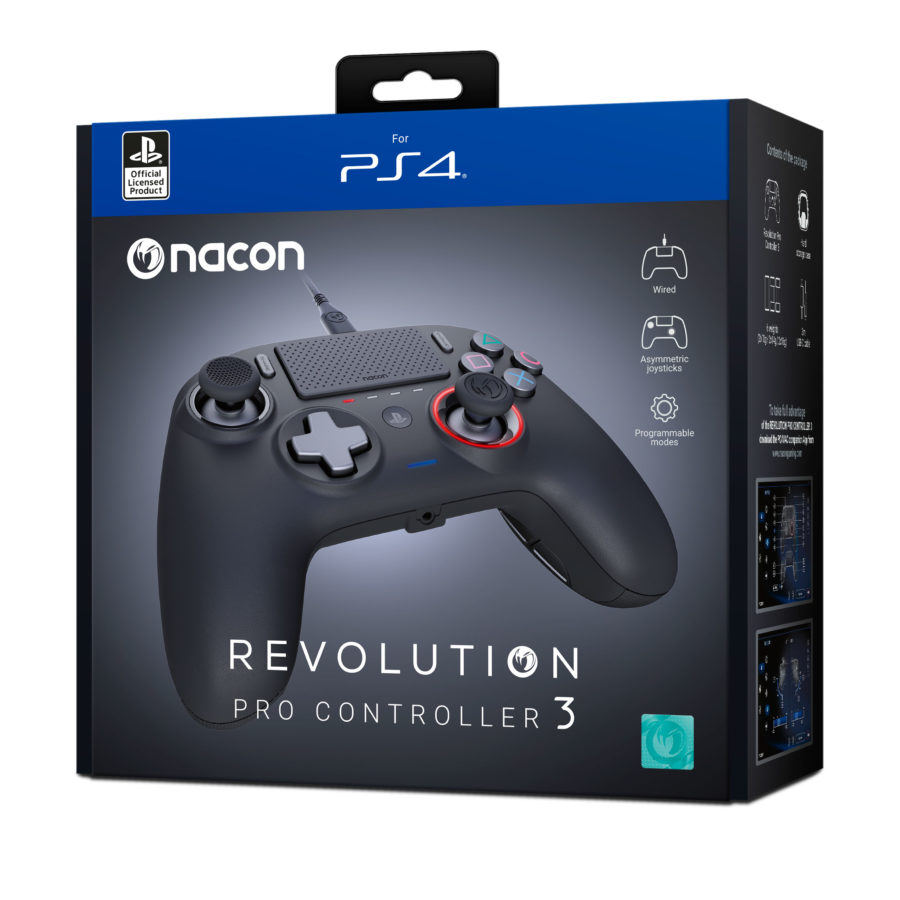 Nacon Revolution Pro Controller 3 PS4OFPADRPC3_P02
