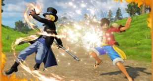 One Piece World Seeker recibe hoy su segundo DLC