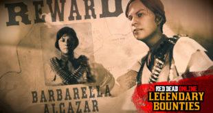 Red Dead Online presenta a los Fugitivos Legendarios