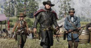 Red Dead Online lanzará su gran actualización la próxima semana