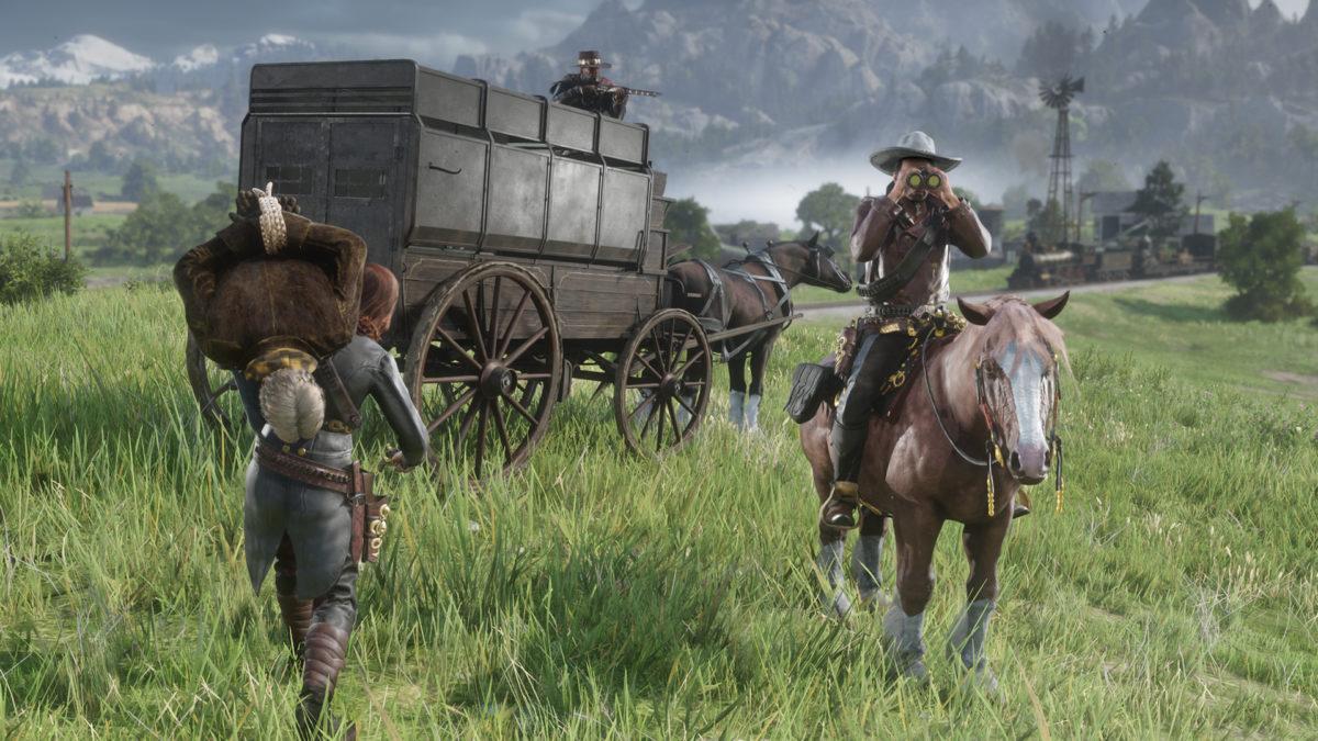Red Dead Online actualización septiembre cazarrecompensas diligencia
