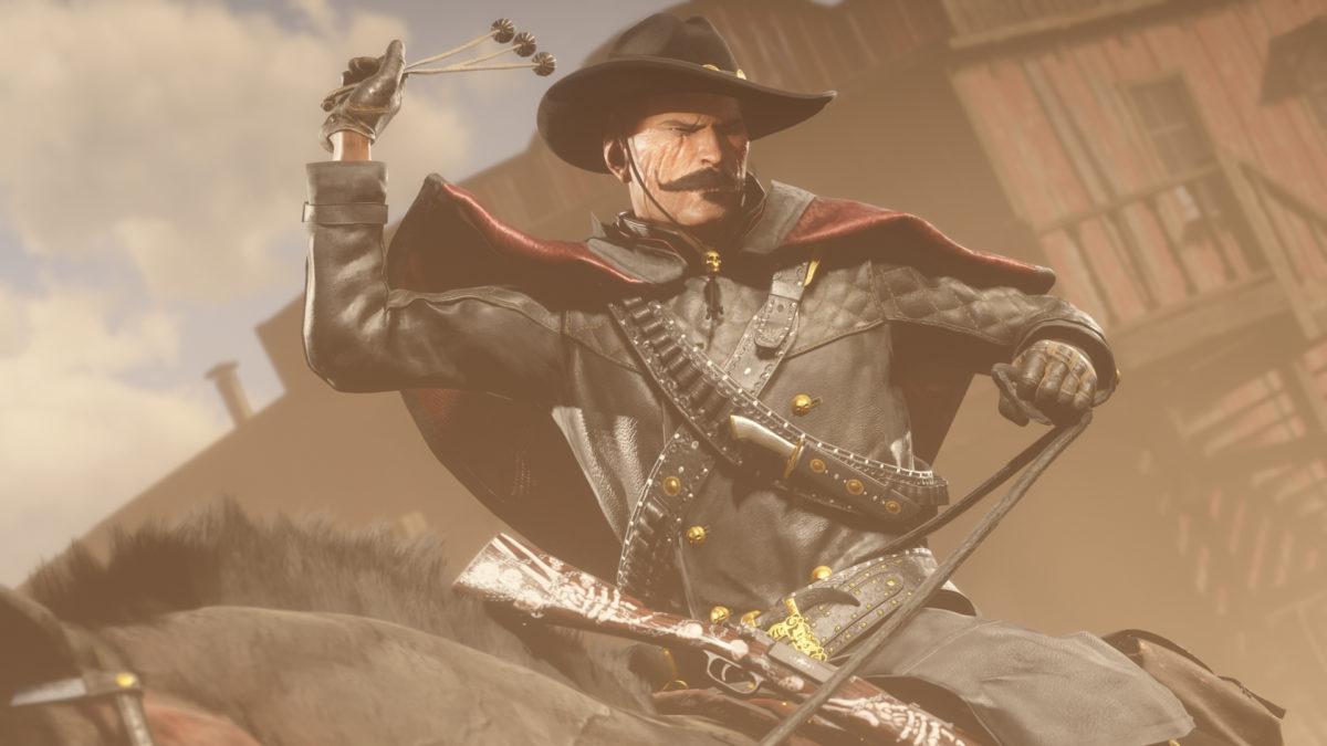 Red Dead Online actualización septiembre cazarrecompensas foto
