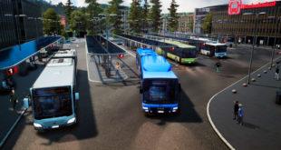 Bus Simulator lanza su trailer oficial