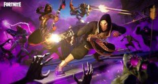 Fortnite lanzará en noviembre el Darkfire Bundle