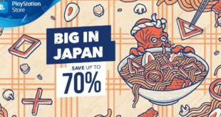 'Big in Japan' en PlayStation Store con descuentos de hasta el 70%