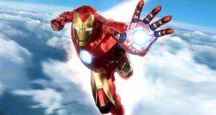 Iron Man VR desvela su fecha de lanzamiento