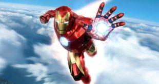 Iron Man VR, desvelados nuevos datos en la ESRB