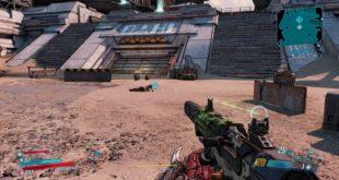El Golpe de Moxxi a Jackpot el Guapo es el primer DLC de Borderlands 3