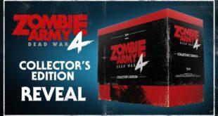 Zombie Army 4 confirma su fecha y ediciones
