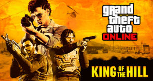 Disponible el modo Rey de la Colina en GTA Online