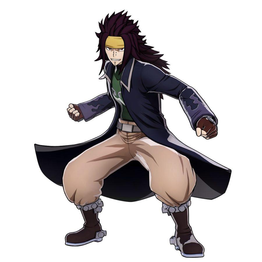 Gajeel Redfox - Fairy Tail Character Still