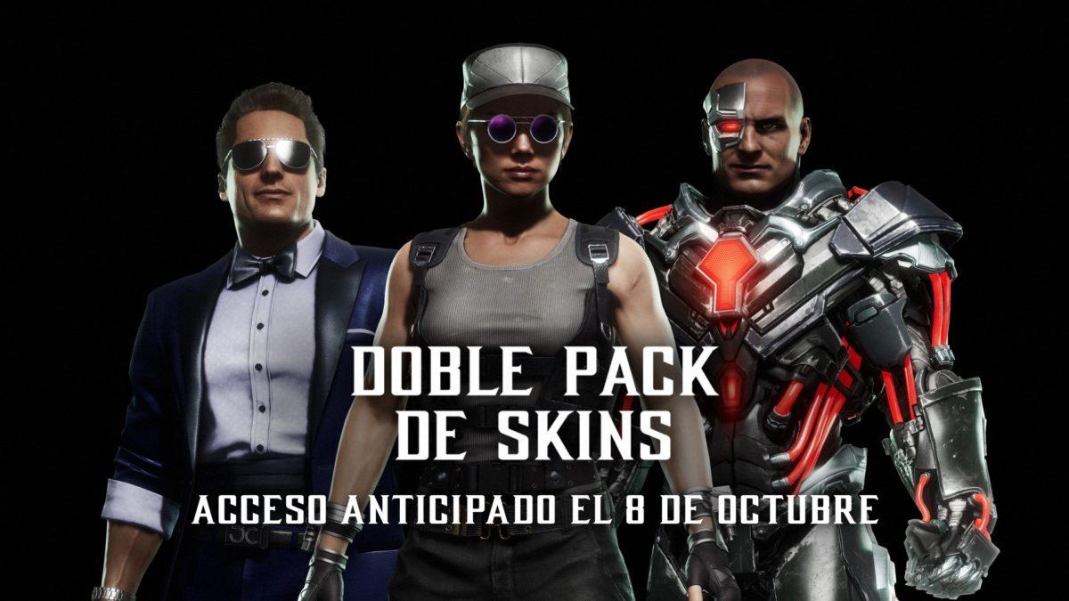 Mortal Kombat 11 MK11 Skin Pack DLC ES