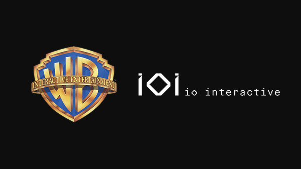 Warner Bros Interactive IO Interactive Logos