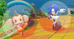 Super Monkey Ball Banana Blitz HD contará con la presencia de Sonic