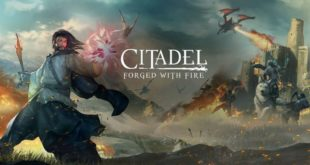 Surca el cielo a lomos de un dragón en Citadel: Forged with Fire