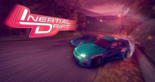 Inertial Drift anunciado para PlayStation 4