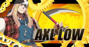 Guilty Gear nos muestra a May y Axl Row en acción