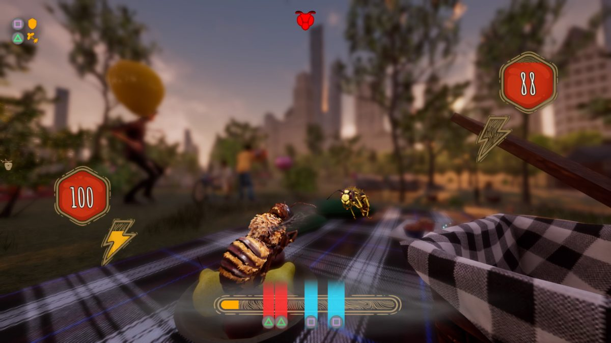 Bee Simulator Análisis