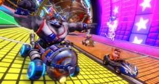 Crash Team Racing Nitro-Fueled Neon Circus Grand Prix