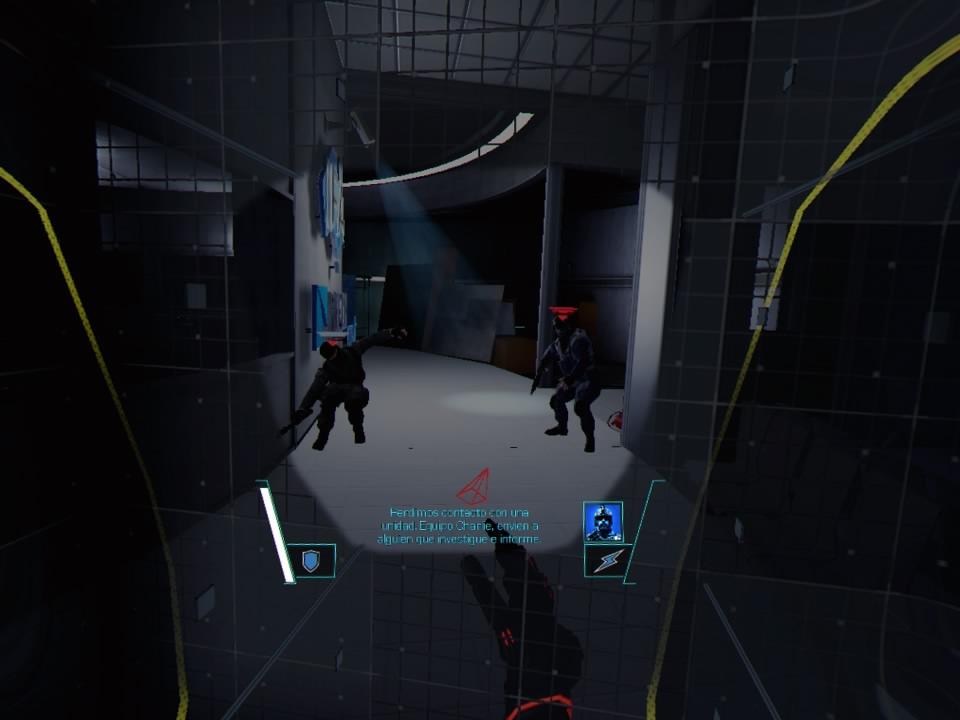 Espire V1: VR Operative Análisis