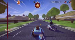Garfield Kart Furious Racing ya disponible
