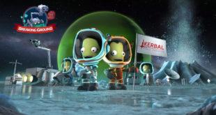 Kerbal Space Program Breaking Ground 5 diciembre