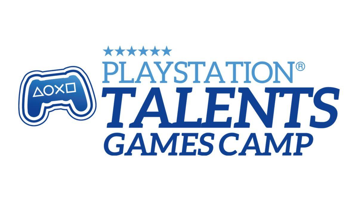 Playstation Talents GAMES CAMP LOGO01