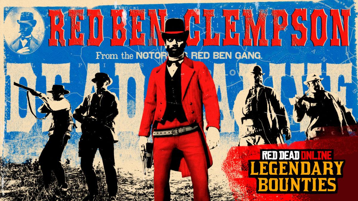 Red Dead Online - 11 12 2019 - Image 1