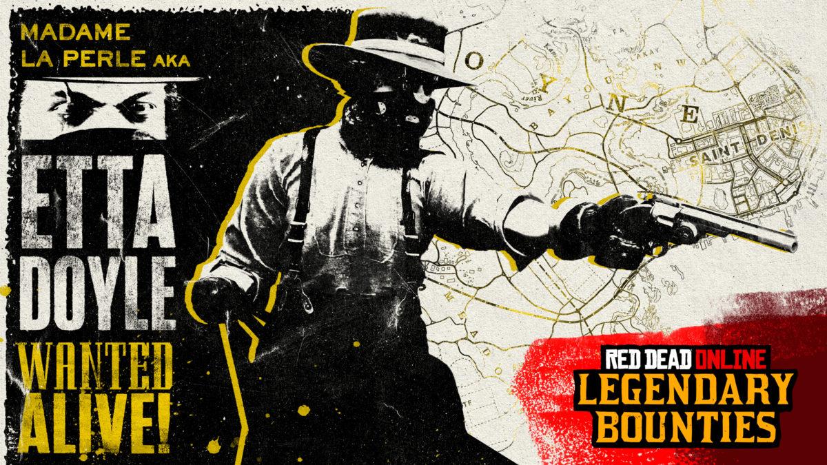 Red Dead Online - 11 4 2019 - Image 1