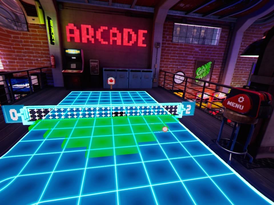 Análisis VR Ping Pong Pro