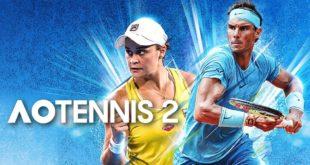 AO Tennis 2 presenta un  nuevo tráiler