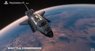 Shuttle Commander, trailer de lanzamiento en PSVR
