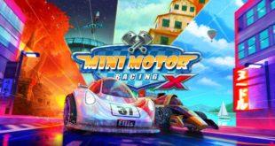 Mini Motor Racing X anunciado para PSVR