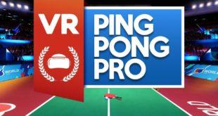 Análisis VR Ping Pong Pro – Domina la mesa