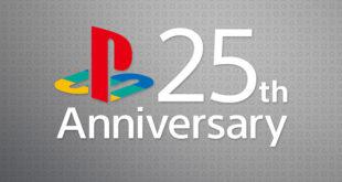 PlayStation cumple hoy 25 años de historia