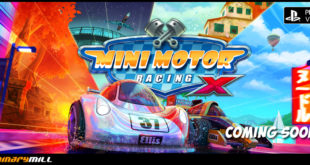 Mini Motor Racing X trailer y fecha en PS4 y PSVR
