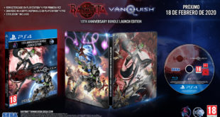 Bayonetta y Vanquish llegarán a PS4 por todo lo alto