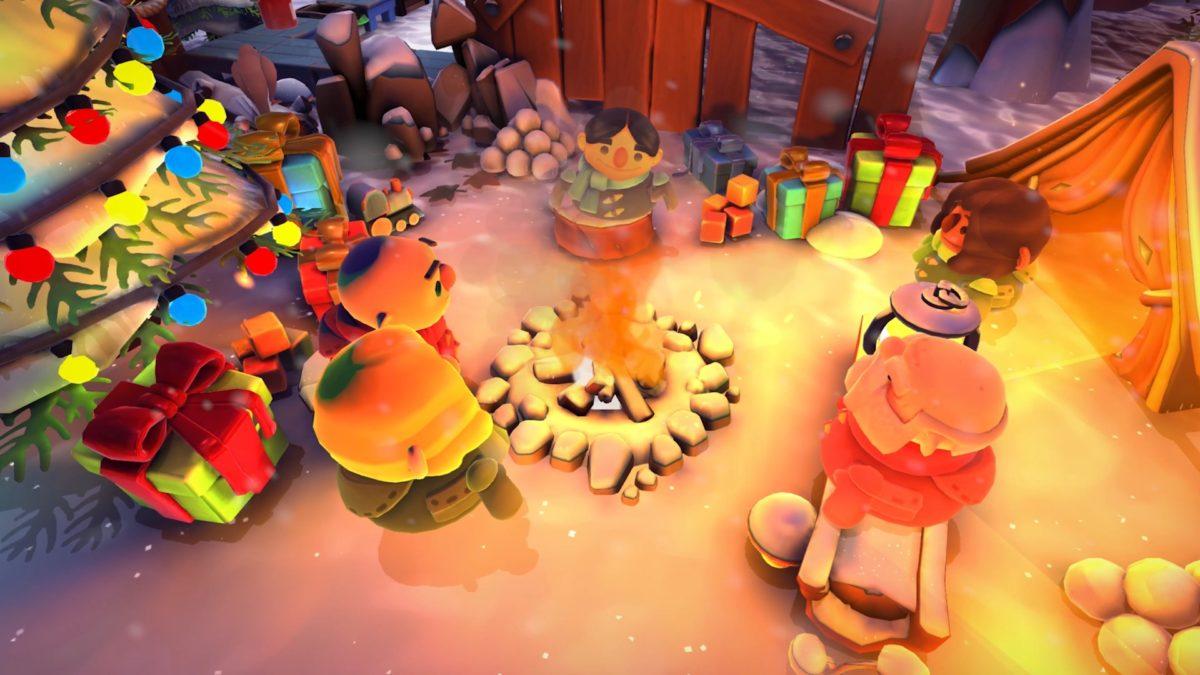 Overcooked 2 Winter Wonderland 1