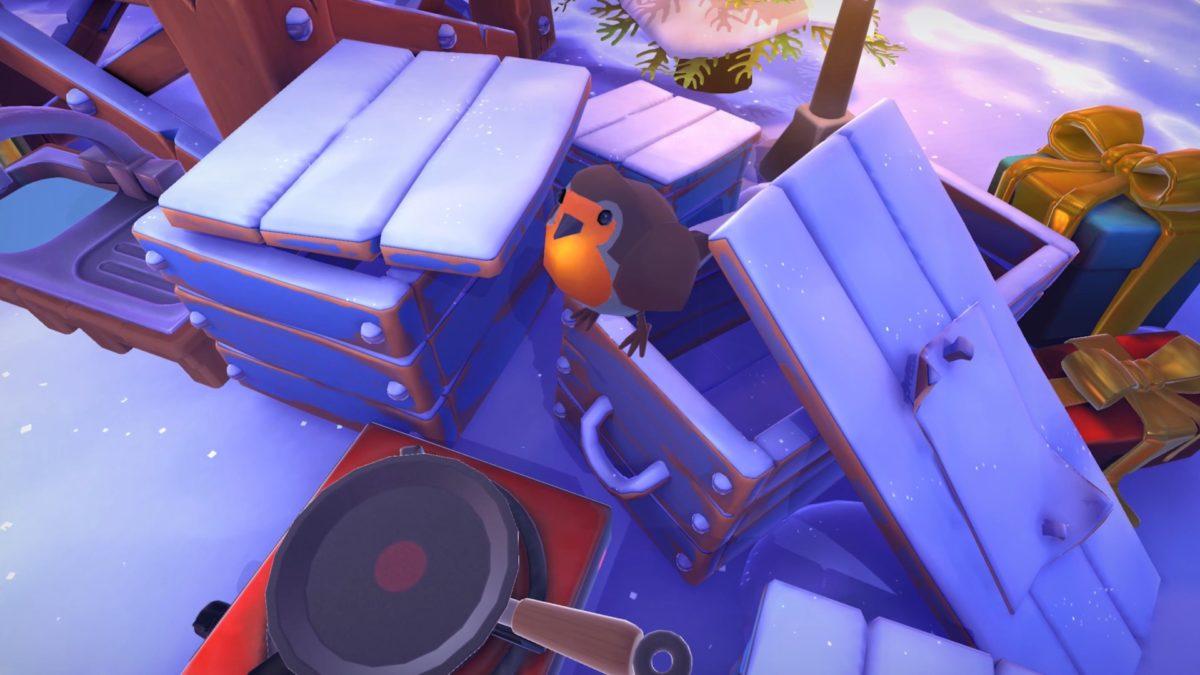 Overcooked 2 Winter Wonderland 3