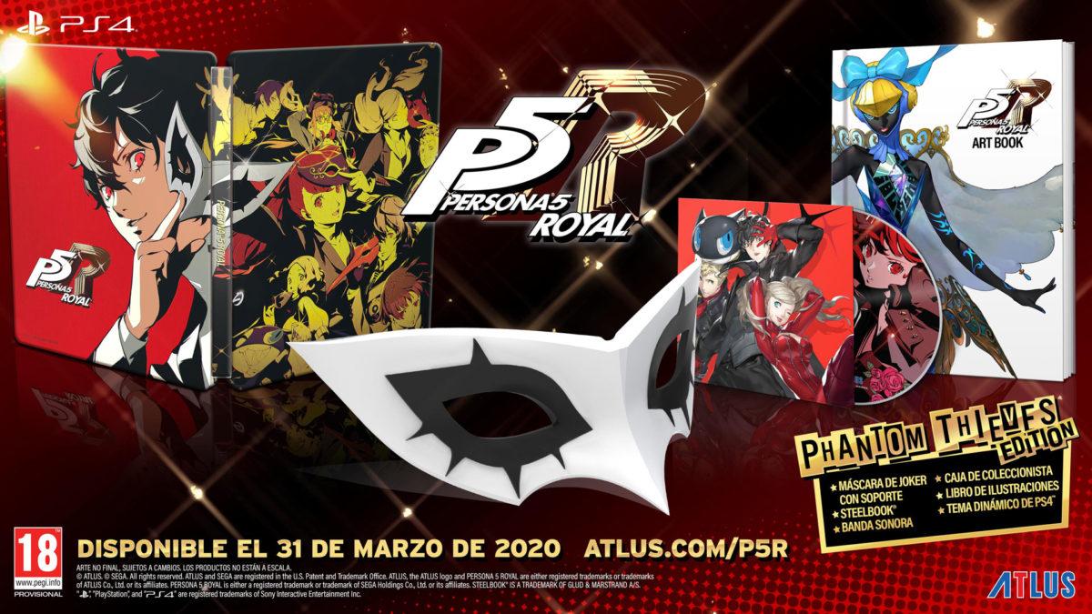 Persona 5 Royale P5R_Glam_PE_EU_SPA