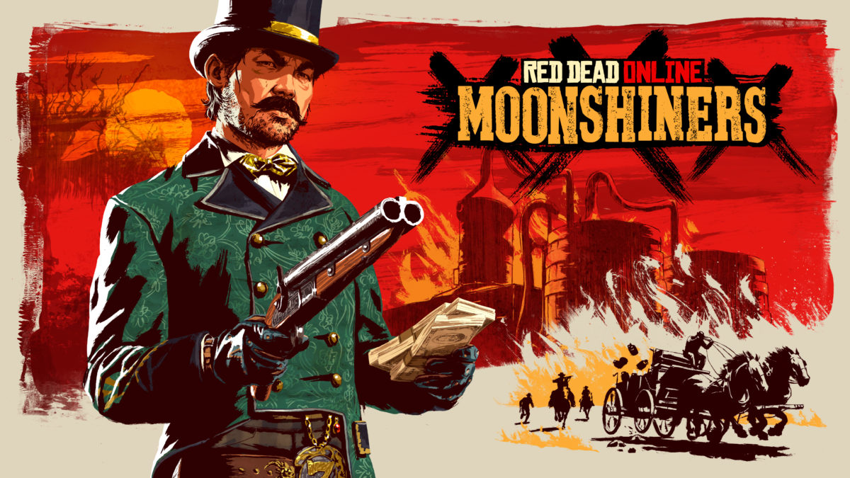 Red Dead Online - Moonshiners - 12 3 2019 - 16X9