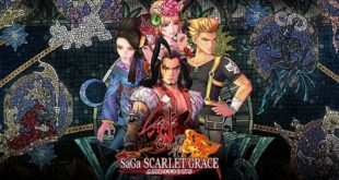 SaGa Scarlet Grace Ambitions ya disponible