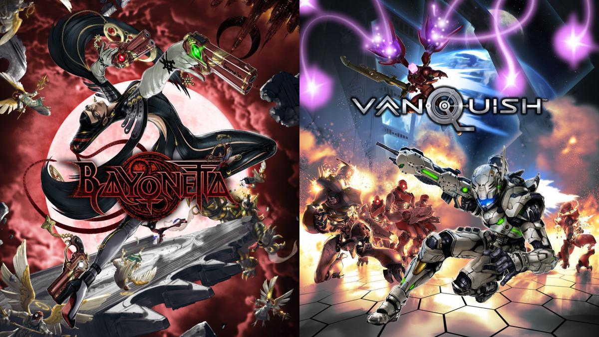 Vanquish & Bayonetta 10th Aniversario
