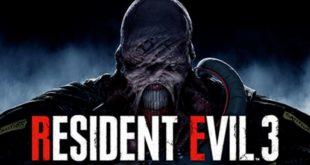 Resident Evil 3, trailer y edición coleccionista