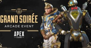 Apex Legends Arcade Event Grand Soiree