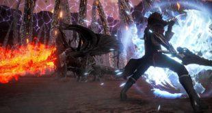 Code Vein Caballero Infernal gameplay